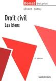 Gérard Cornu - Droit civil - Les biens.