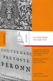 Gérard Cornu - La rénovation du Code civil - L'apport des réformes récentes du Code civil à la théorie du droit civil (1971) ; Regards sur le titre III du livre III du Code civil (1976).