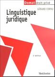 Gérard Cornu - Linguistique juridique.