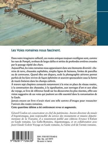 Les voies romaines en Gaule 4e édition