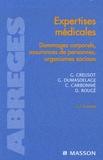 Gérard Creusot et Gabriel Dumasdelage - Expertises médicales - Dommages corporels, assurances de personnes, organismes sociaux.