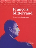 Gérard-David Desrameaux - François Mitterrand.