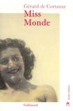 Gérard de Cortanze - Miss Monde.