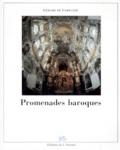 Gérard de Cortanze - Promenades baroques.