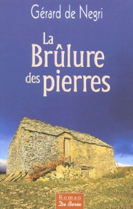 Histoiresdenlire.be La Brûlure des pierres Image