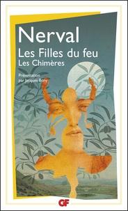 Gérard de Nerval - Les Filles du feu - Les Chimères, sonnets manuscrits.