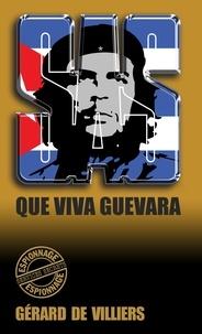Téléchargement ebook pour iphone SAS 18 Que viva Guevara MOBI