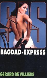 Ebooks magazine téléchargement gratuit Sas Bagdad Express 9782842672256 en francais PDB iBook par Gérard de Villiers