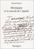 Gérard Defaux - .