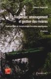 Gérard Degoutte - Diagnostic, aménagement et gestion des rivières - Hydraulique et morphologie fluviales appliquées.