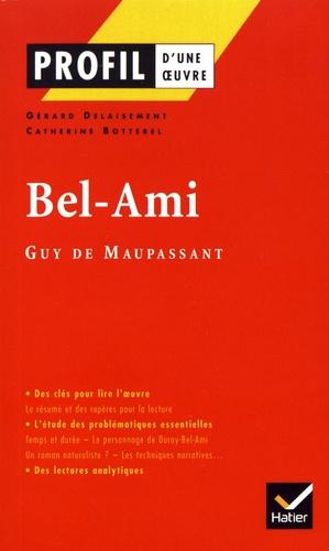 Bel-Ami. Guy de Maupassant