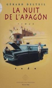 Gérard Delteil - La nuit de l'apagon - Une aventure de Dominique Lubain.