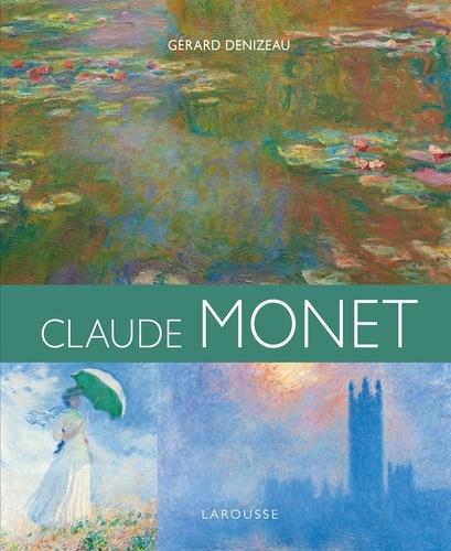 Gérard Denizeau - Claude Monet.