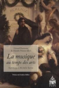 Gérard Denizeau - La musique aux temps des arts - Hommage à Michèle Barbe.