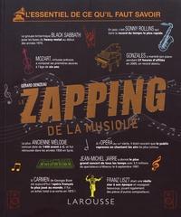 Gérard Denizeau et Ludovic Florin - Le zapping de la musique.