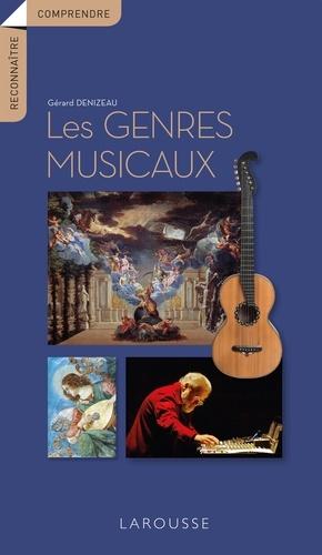 Gérard Denizeau - Les genres musicaux.