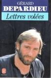 Gérard Depardieu - Lettres volées.