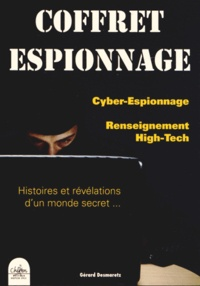 Corridashivernales.be Coffret espionnage - 2 volumes : Cyber-espionnage ; Le renseignement high-tech Image
