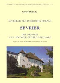 Gérard Détraz - .