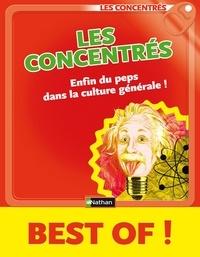Gérard Dhôtel et Stéphane Nicolet - SANS COLLECTION  : Les Concentrés - BEST OF !.