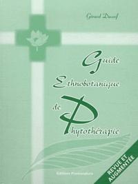 Gérard Ducerf - Guide ethnobotanique de phytothérapie.
