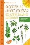 Gérard Ducerf - Récolter les jeunes pousses des plantes sauvages comestibles.