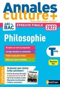 Gérard Durozoi et Katy Grissault - Philosophie Tle - Avec un dossier Culture + pour réviser le bac autrement.