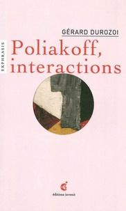 Gérard Durozoi - Poliakoff, interactions - Une lecture de Serge Poliakoff (1900-1969) Composition, 1954, Palais des Beau-Arts, Lille.