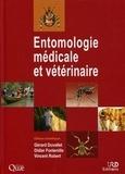 Gérard Duvallet et Didier Fontenille - Entomologie médicale et vétérinaire.