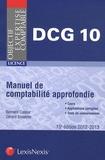 Gérard Enselme et Bernard Caspar - Manuel de comptabilité approfondie - Licence DCG 10.