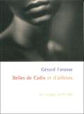 Gérard Farasse - Belles de Cadix et d'ailleurs.