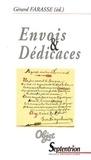 Gérard Farasse - Envois & Dédicaces.