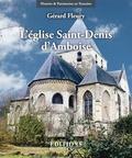 Gérard Fleury - L'église Saint-Denis d'Amboise.