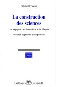 La construction des sciences. La logique des inventions scientifiques, 4ème édition.pdf
