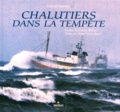 Gérard Fournier - Chalutiers dans la tempête.