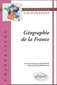 Gérard-François Dumont et Gabriel Wackermann - .