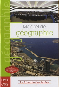 Gérard-François Dumont - Manuel de géographie CM1 CM2.