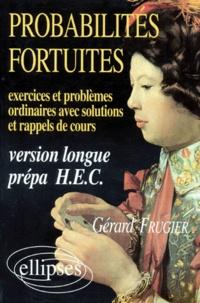 Gérard Frugier - .