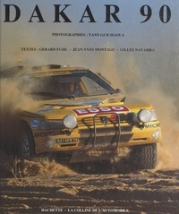 Gérard Fusil et Jean-Yves Montagu - Dakar 90.