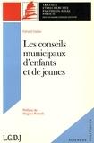 Gérard Gallet - Les conseils municipaux d'enfants et de jeunes - L'intégration par la participation.