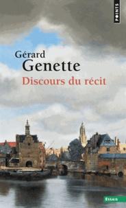 Gérard Genette - Discours du récit.