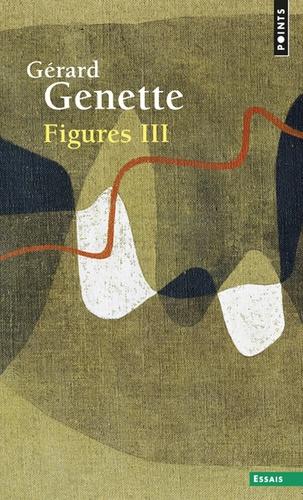 Gérard Genette - Figures - Tome 3.