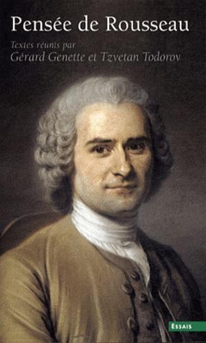 Gérard Genette et Tzvetan Todorov - Pensée de Rousseau.