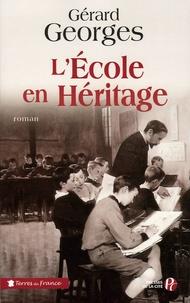 Deedr.fr L'école en héritage Image