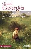 Gérard Georges - La demoiselle aux fleurs sauvages.