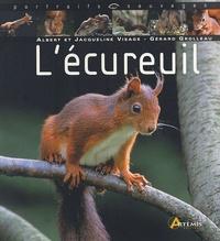 Gérard Grolleau et Albert Visage - L'écureuil.