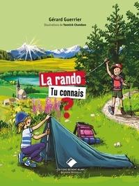 Gérard Guerrier - La rando, tu connais ?.
