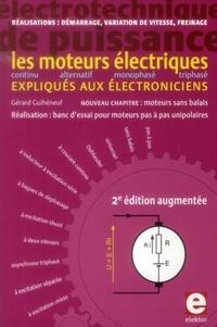 Les moteurs électriques expliqués aux électroniciens - Réalisations : démarrage, variation de vitesse, freinage.pdf
