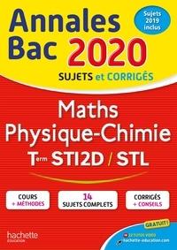 Gérard Guilhemat et Grégory Viateau - Maths Physique-Chimie Tles STI2D/STL - Sujets et corrigés.