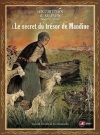 Gérard Guillet - Le secret du trésor de Mandine.